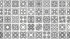 Какие бывают орнаменты