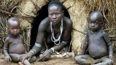 Какие бывают африканские племена
