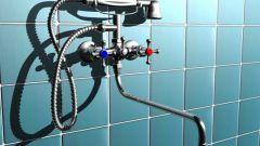 Как поменять водопроводный гусак