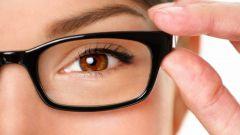 Как скорректировать зрение с помощью очков