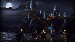 Где снимали фильмы про  Гарри Поттера
