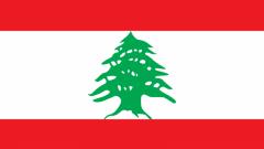Какое декоративное дерево изображено на флаге Ливана
