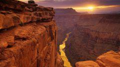 Где находится Большой каньон