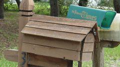 Где впервые появились почтовые ящики