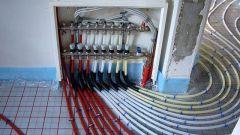Как делать теплые водяные полы из пластиковых труб