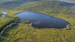 Где находится озеро Чеко