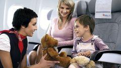 Как купить детский билет на самолет