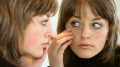 Как узнать, чем вызвано покраснение и шелушение кожи вокруг глаз