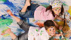 Конкурсы и игры для детей 5-6 лет