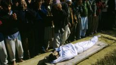 As the funeral of the Muslims