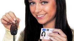 Какие документы представляются для замены водительского удостоверения