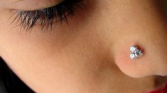 Как небольно сделать пирсинг в носу