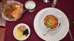 Где вкусно поужинать в Москве
