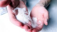 Где добывают соль и сахар