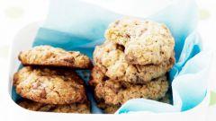 Как приготовить печенье с кленовым сиропом и орехами пекан