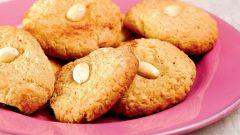 Как приготовить медовое печенье с миндалем