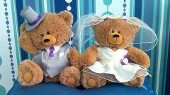Как провести первую годовщину свадьбы