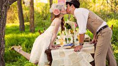 Годовщина свадьбы 1 год - Ситцевая свадьба