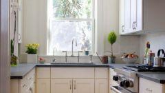 Как оптимально обустроить маленькую кухню
