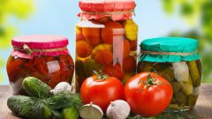 Хозяйкам на заметку: летняя заготовка овощей