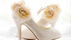 Как выбрать туфли для свадьбы