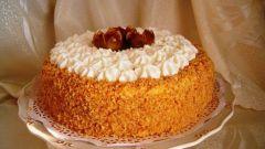 Как приготовить медовый торт «Любимый»