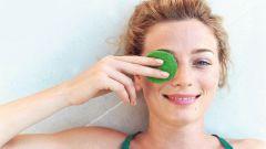 Уход за кожей вокруг глаз: домашние маски