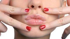 Герпес на губе: как быстро избавиться от проблемы