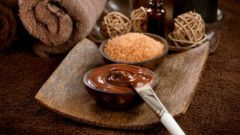 Шоколадное обертывание: делаем дома