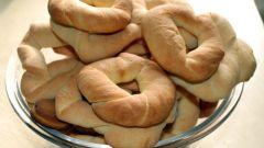 Как приготовить «Сметанные кольца» в духовке