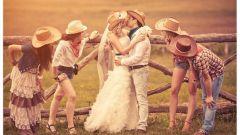 Ковбойская свадьба - торжество в стиле кантри