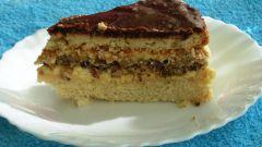 Как приготовить торт «Первый поцелуй»