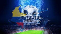 ЧМ 2014 по футболу: как завершилась встреча Колумбия - Греция