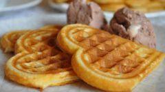 Печенье «Вафелька»
