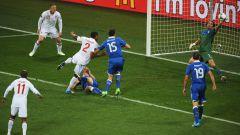 ЧМ 2014 по футболу: как проходил матч Англия - Италия