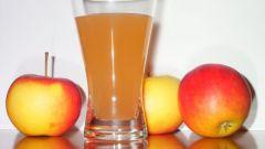 Как законсервировать яблочный сок
