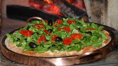 Диетические начинки для пиццы