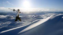 Горнолыжный отдых в Швеции