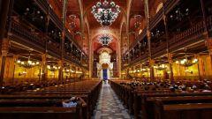Какая синагога самая большая в Европе