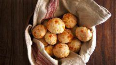 Как приготовить хлебные булочки с сыром