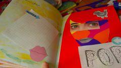 Как оригинально оформить страницу смешбука