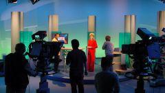Как снимают телепередачи
