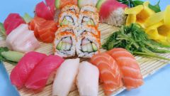 How to replace rice wine vinegar in the preparation of sushi