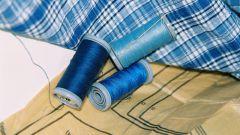 Как перевести выкройку на ткань