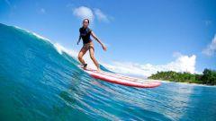 Где в России можно заниматься серфингом