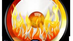 Как записать диск через программу imgburn