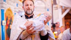 How to prepare for the christening of a child
