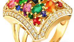 Как правильно носить украшения с драгоценными камнями