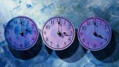 Сколько существует часовых поясов