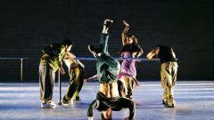 На какие виды делится современный танец